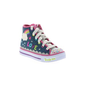 Kid's Skechers Shuffles Patches (11-3)