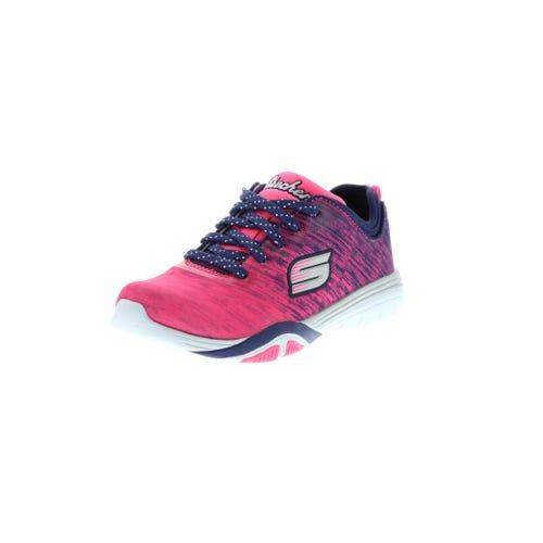 Skechers Kid's Stella Sporty Spice (11-3) Pink