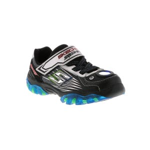 Skechers Kid's Street Lightz 2.0 (11-3) Black