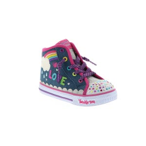 Kid's Skechers Twinkle Toes Sparkle Skies (5-10)