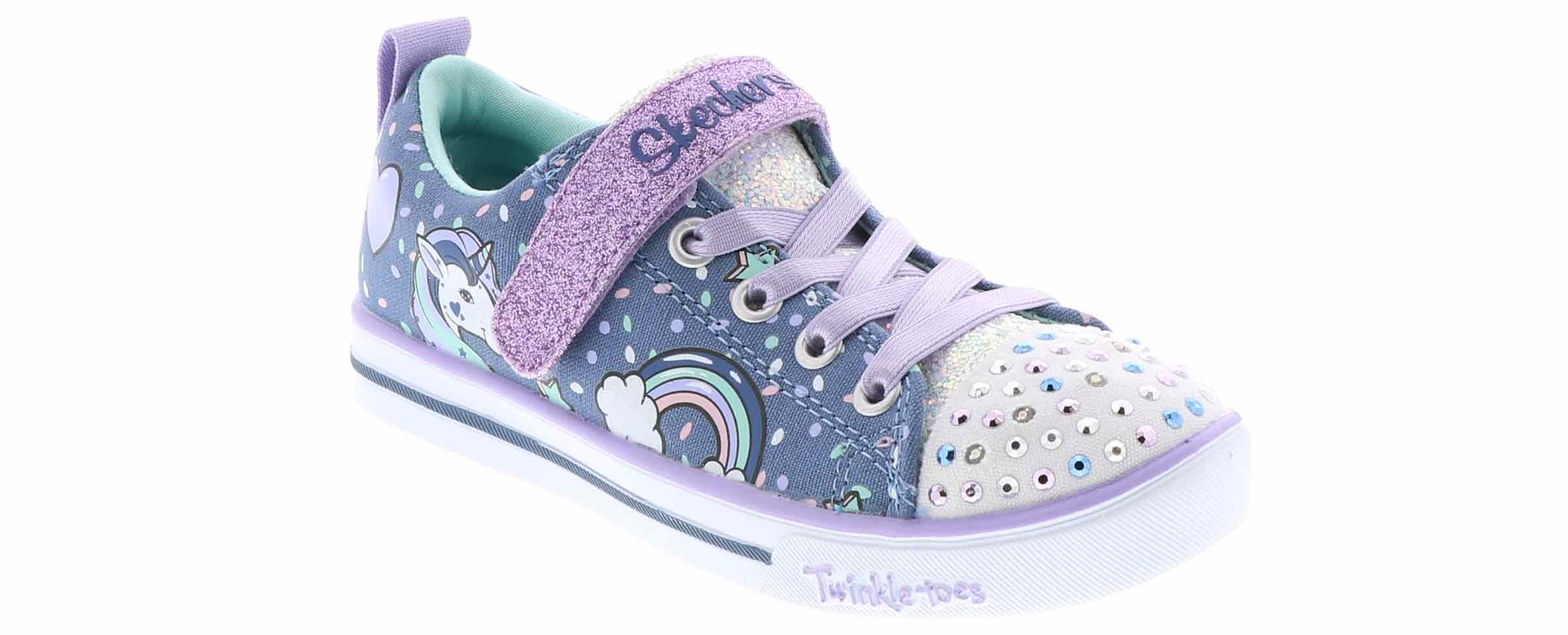 brand new best cheap top style Kid's Skechers Twinkle Toes Sparkle Lite (11-2)
