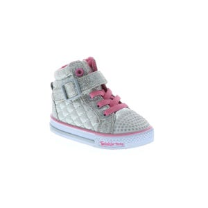Skechers Girl's Toddler Chitter Chatter (1-4) Silver