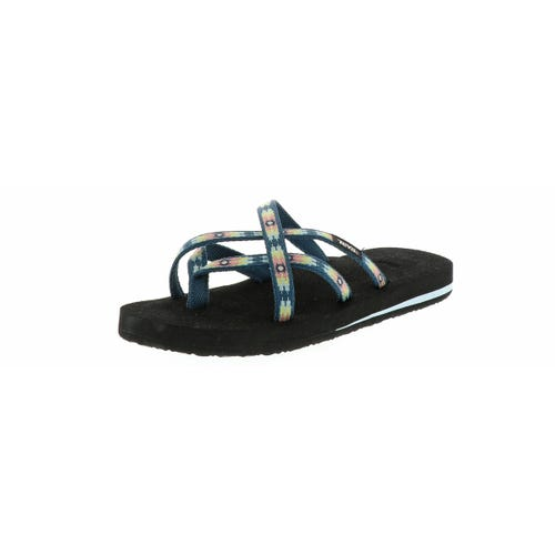 Teva Women's Olowahu Blue
