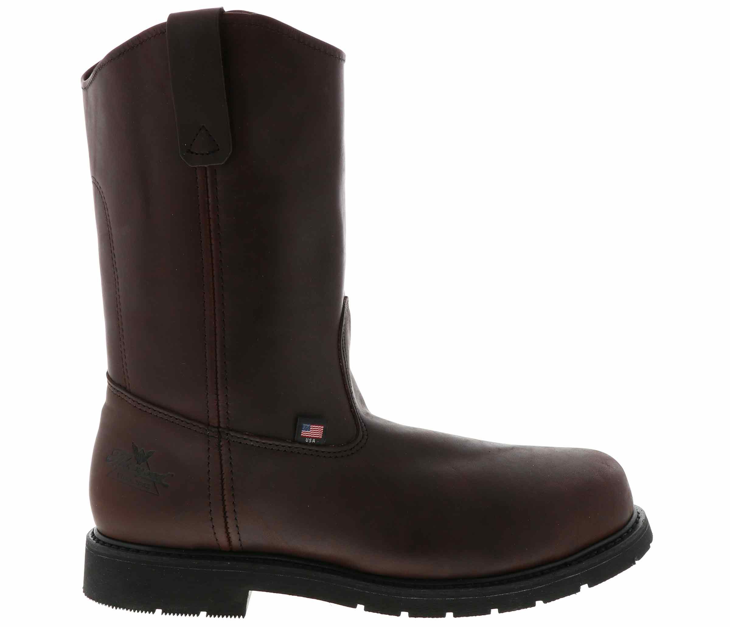 df584de18e8 Men's Thorogood Oil Rigger Steel Toe
