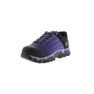 Timberland Pro Women's Powertrain Alloy Toe Purple