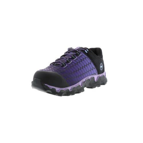 Timberland Pro Women's Powertrain Alloy Toe Purple