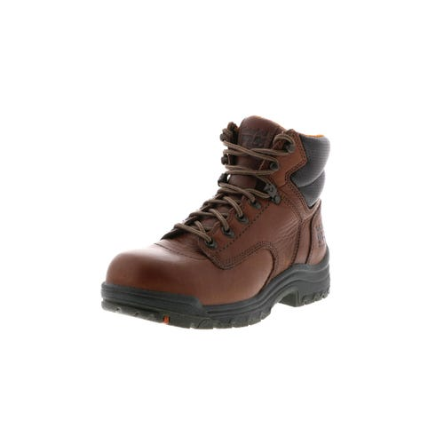 Timberland Pro Women's Titan 6 Brown""