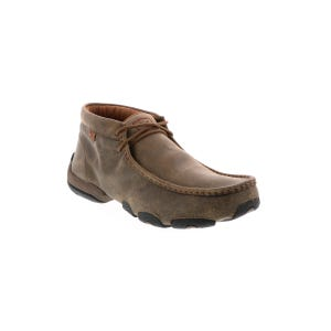 Twisted X Driving Moccasin Men's Short Boot