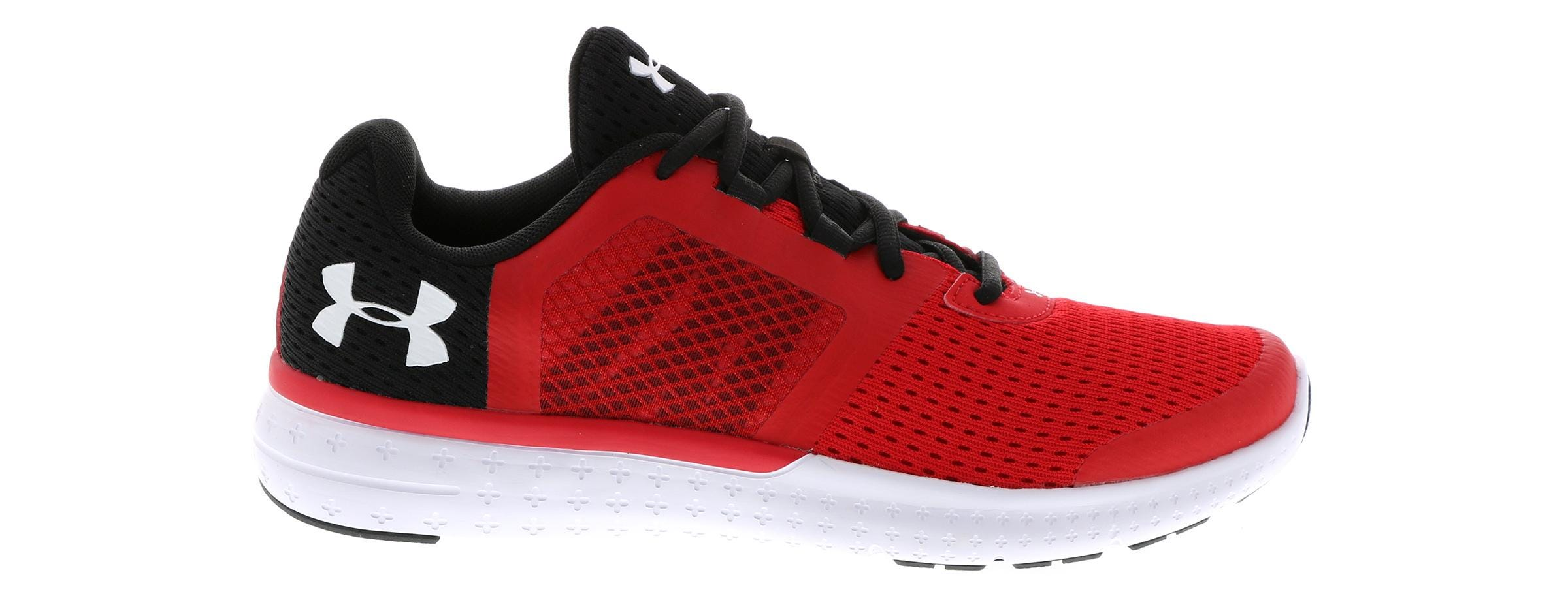 purchase cheap 69a36 5493f Kid's Under Armour Micro G Fuel (4-7) Red | Shoe Sensation