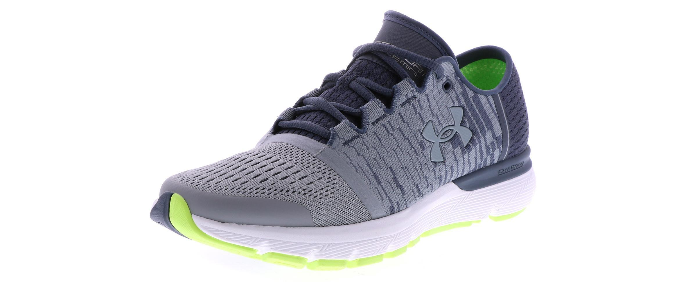 sports shoes aa740 aea80 Men's Under Armour Speedform Gemini 3 Grey | Shoe Sensation