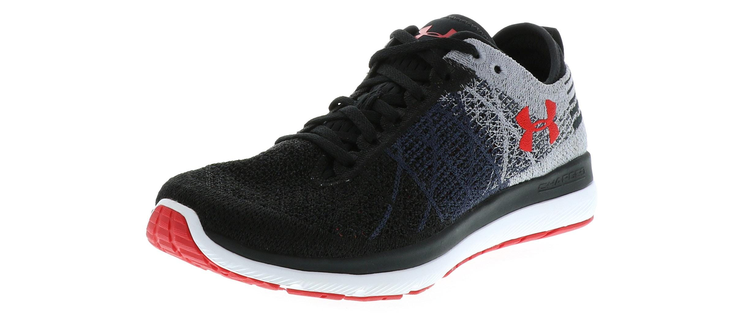 brand new ac469 b0421 Men's Under Armour Threadborne Fortis Red   Shoe Sensation