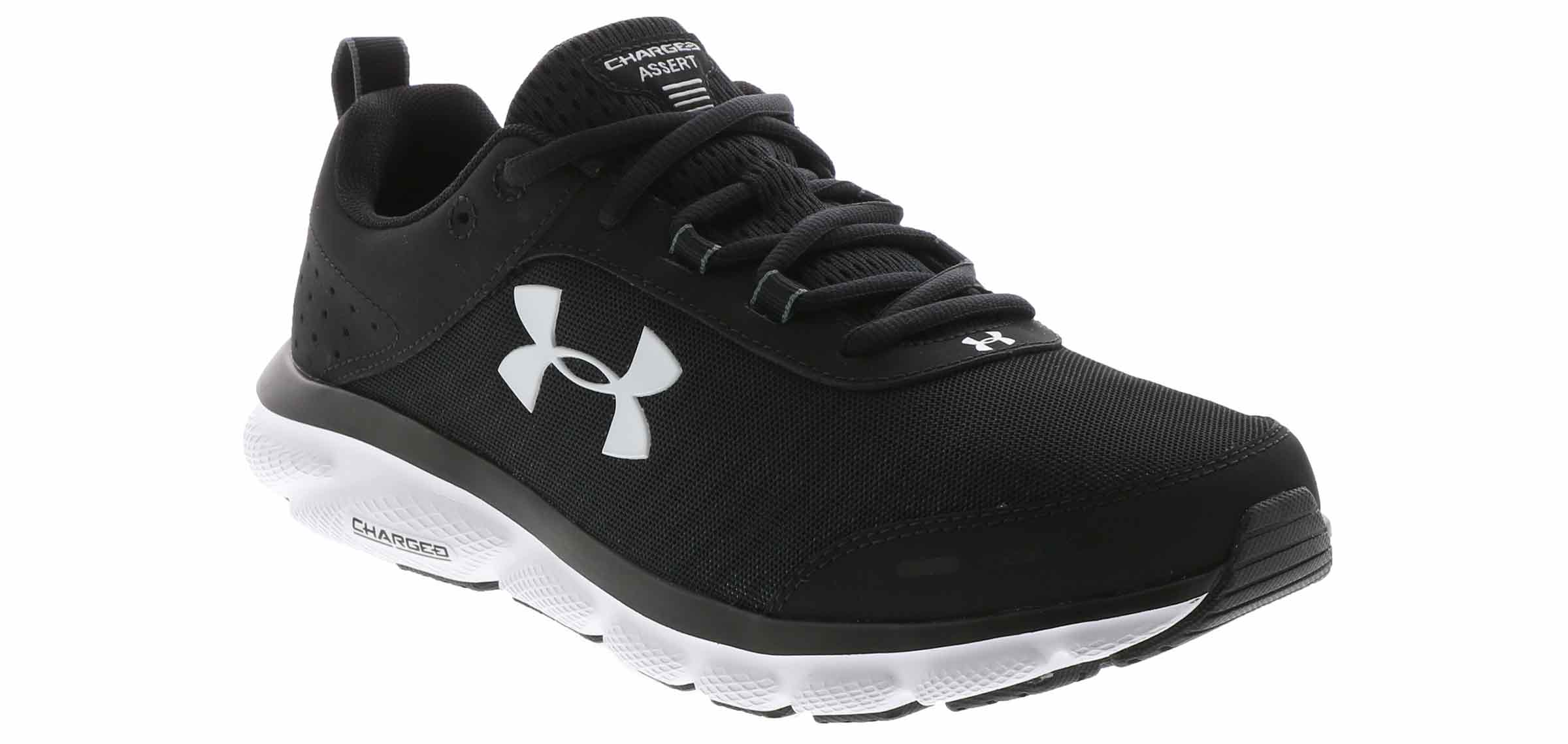 best service nice shoes new products Men's Under Armour Charged Assert 8 4E