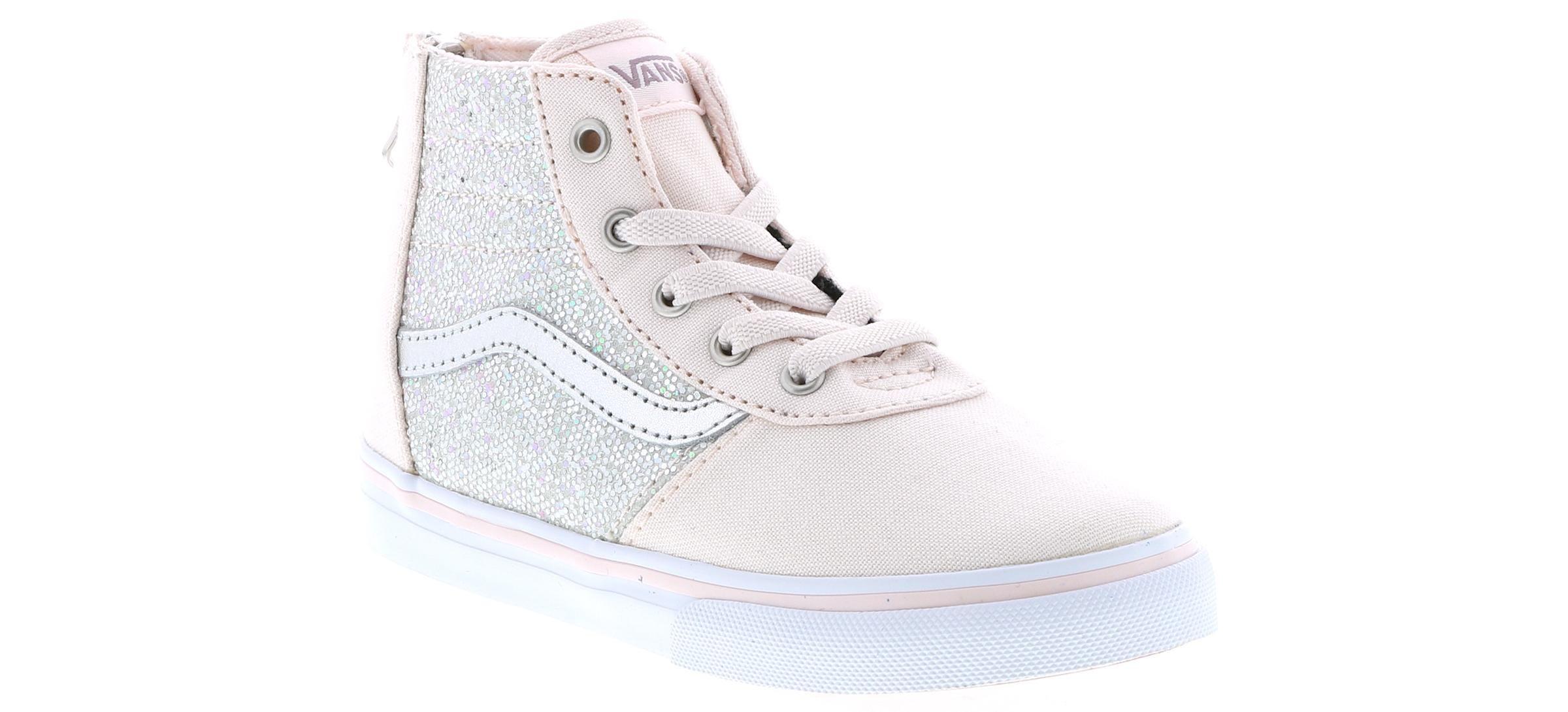 3d83746a Kid's Vans Maddie Hi Zip Glitter (5-10)
