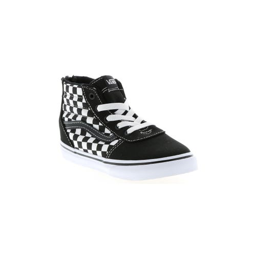 Kid's Vans Ward Hi Zip (6-10)