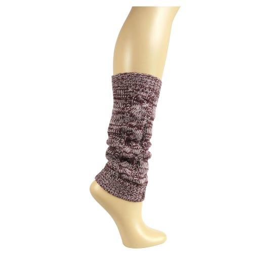 Women's WallFlower Marled Legwarmers