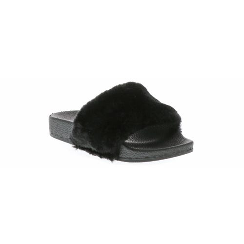 Kid's Fur Slide