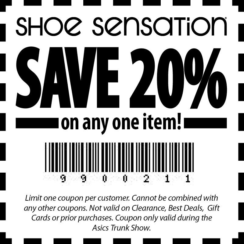 picture regarding Shoe Sensation Printable Coupons named Shoe feeling discount codes / Fresh new Sale