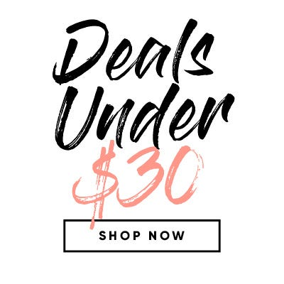 Best Shoe Deals under $30