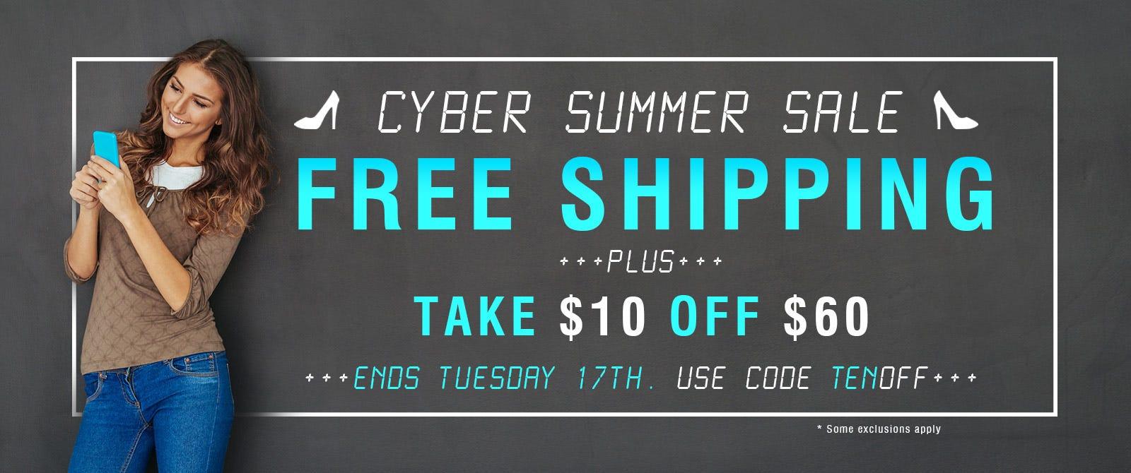 Cyber Summer Sale