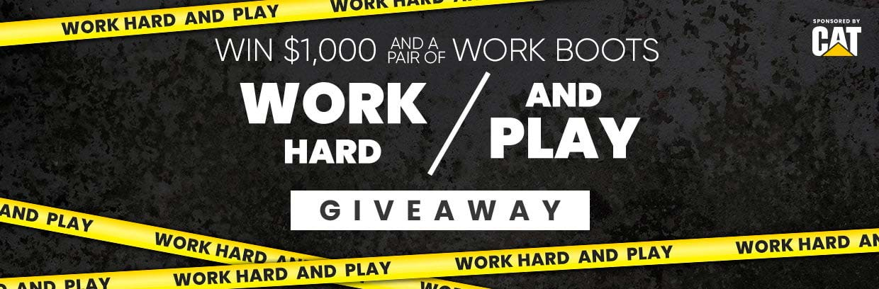 Win $1,000 and FREE Boots!