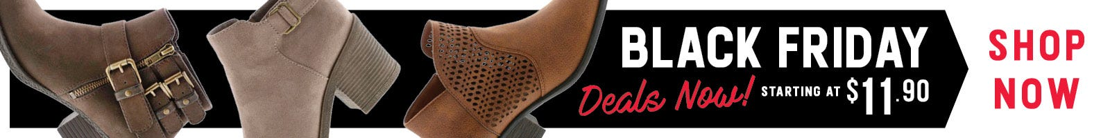 Shop Best Deals on Boots and Shoes