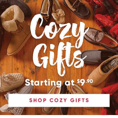 Shop Cozy Gifts