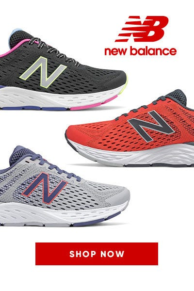 Shop the latest styles from New Balance