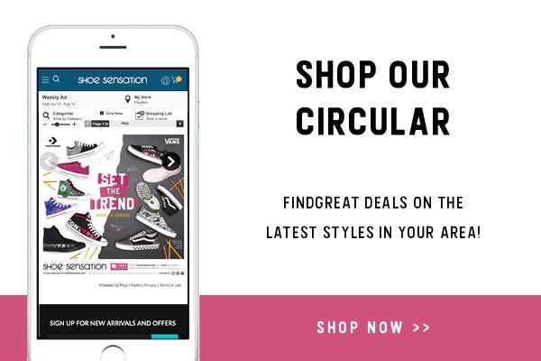 Best Deals on Brand Name Shoes & Footwear | Shoe Sensation