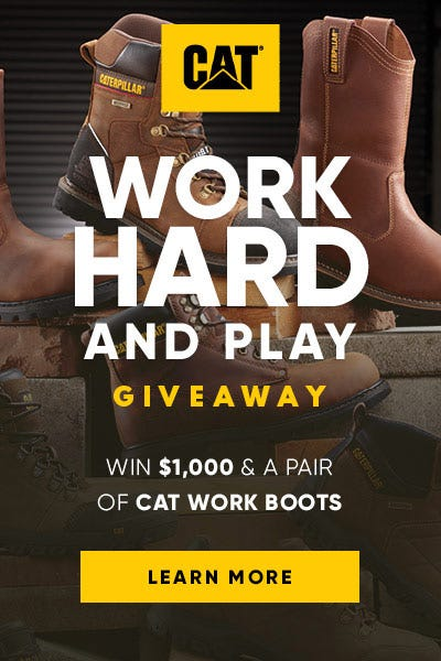 Work Hard and Play Giveaway