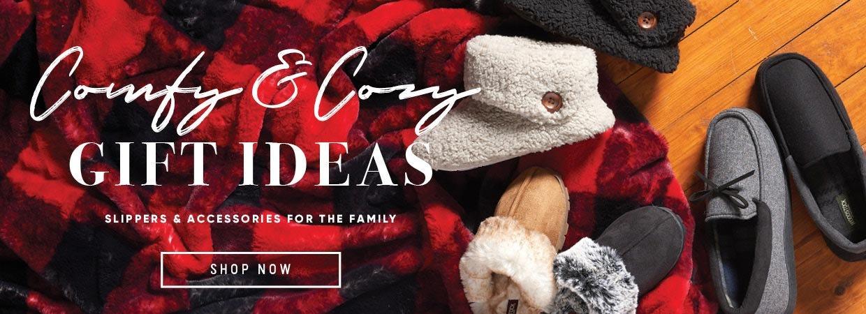 Shop Cozy Gift Ideas