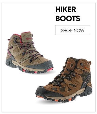 shop hiking boots