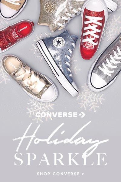 Converse for the Holidays