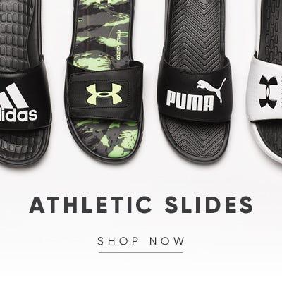 Athletic Slides