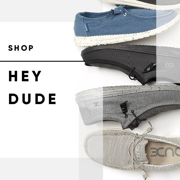 Shop Hey Dude Canvas Shoes