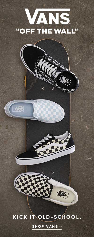 Shop Vans Shoes