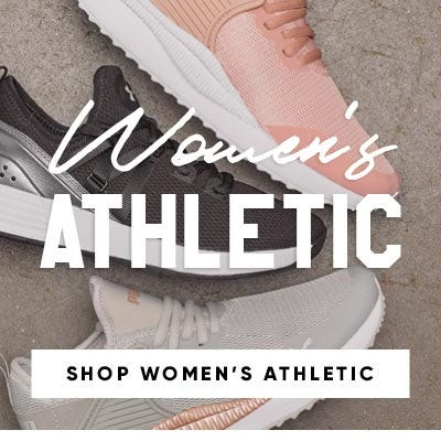 Shop women's athletic shoes